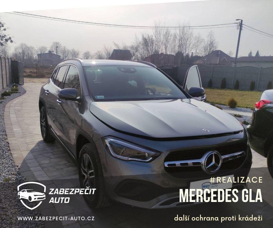Mercedes GLA CanLock