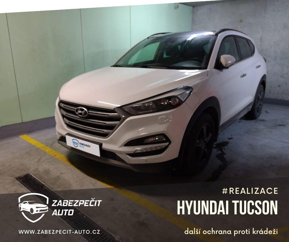 Hyundai Tucson CanLock