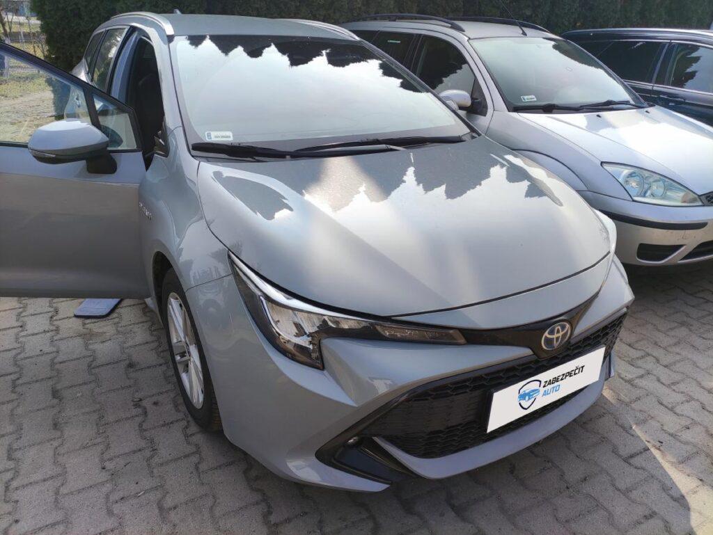 Toyota Corolla Hybrid CanLock